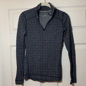 Smartwool   100% Merino Wool   1/4 Zip
